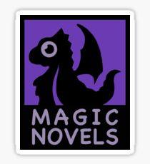 Magic Novels Sticker
