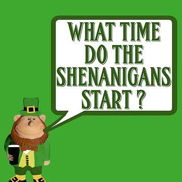 Funny Irish shenanigans by Sevetheapeman