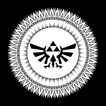 Triforce art by whereismypanda