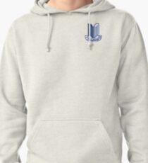 Blue Triumph Logo Pullover Hoodie