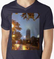 Foggy City Night T-Shirt