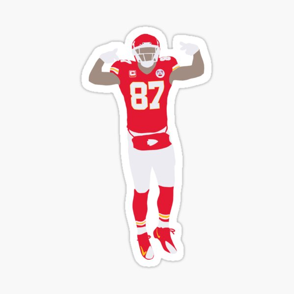 Travis Kelce  Sticker