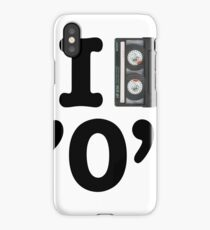I LOVE THE 70's iPhone Case/Skin