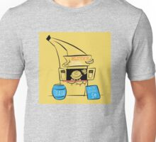 Theres always money in the banana stand.  Unisex T-Shirt