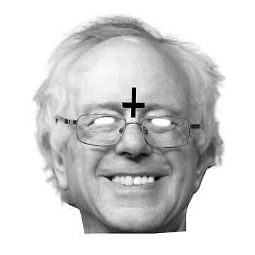 Bernie Sanders 666 Merch by titanat30