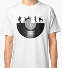 Vinyl music art Classic T-Shirt