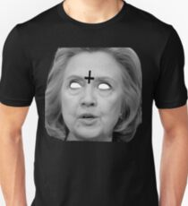 Hillary Clinton 666 Merch T-Shirt