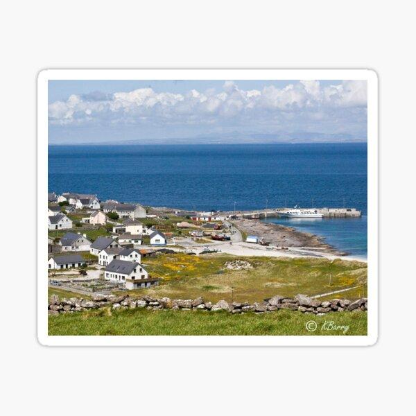 ARAN ISLANDS OF IRELAND Sticker