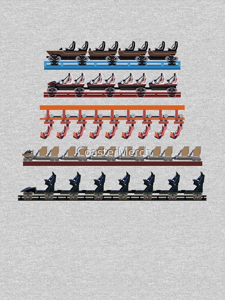 Energy Land Zator - 2021 Coaster Trains Design by CoasterMerch