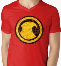 Red Robin - DC Spray Paint Men's V-Neck T-Shirt