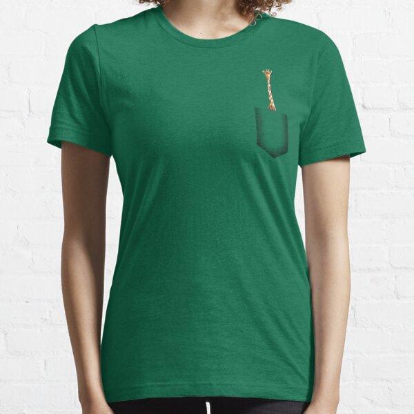 Giraffe pocket Essential T-Shirt