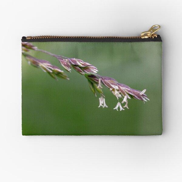 Grass flowers Zipper Pouch