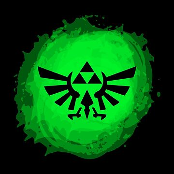 Triforce art 3 by whereismypanda