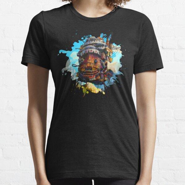 Hurlement peinture T-shirt essentiel