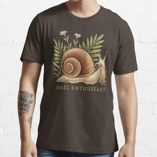 Snail Enthusiast Essential T-Shirt
