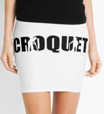 Croquet Mini Skirt