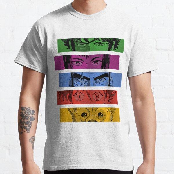 Cowboy bebop Team Classic T-Shirt