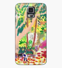 Fitzroy Gardens Case/Skin for Samsung Galaxy