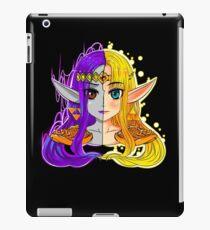 Link Between Two Princesses  iPad Case/Skin