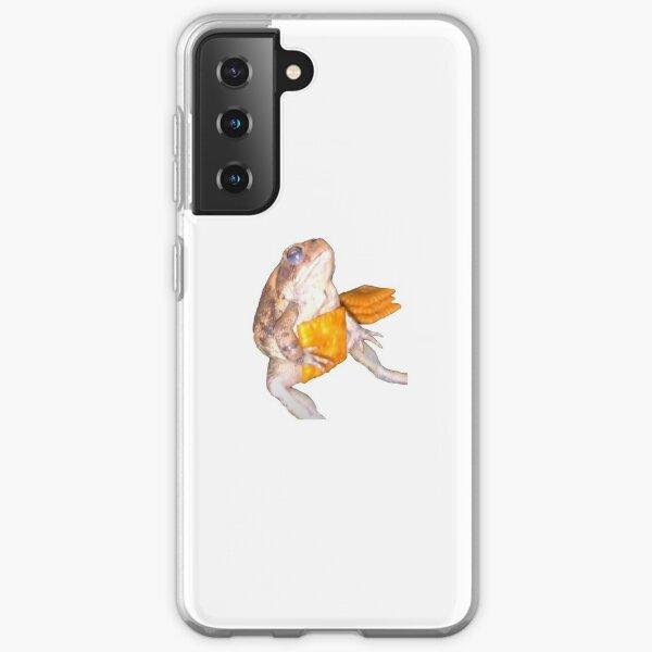 Cheez-It Frog Samsung Galaxy Soft Case