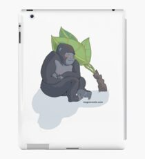 Magic Novels Sleeping Gorilla iPad Case/Skin