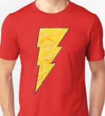 Shazam - DC Spray Paint T-Shirt
