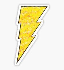 Shazam - DC Spray Paint Sticker