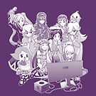 Smash Night by coinbox tees