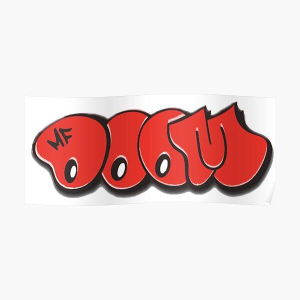 doom-mf art Poster