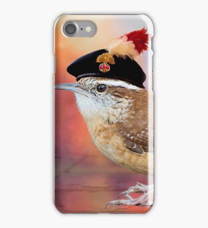 Wrenaissance Man's Son Inherits the Chapeau iPhone Case/Skin