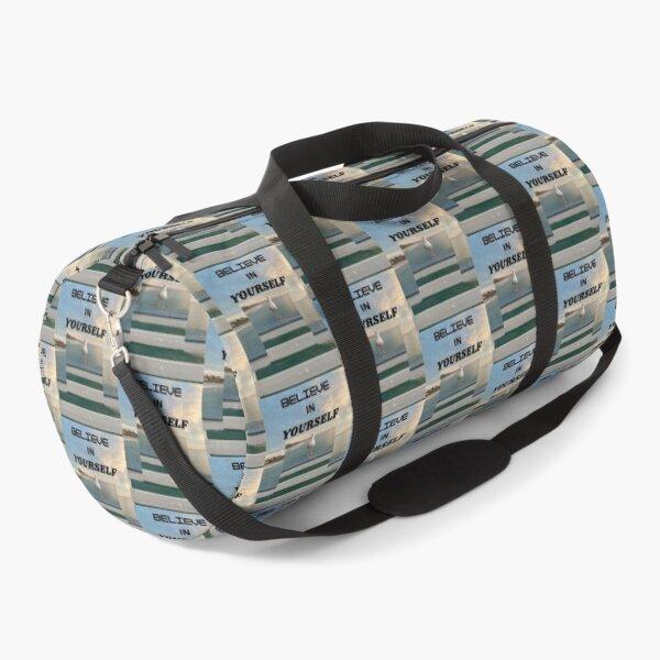 BELIEVE IN YOURSELF Duffle Bag
