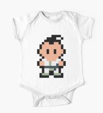 Pixel Poo One Piece - Short Sleeve