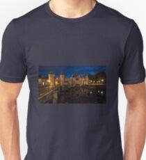 Amersfoort Koppelpoort by night  Unisex T-Shirt