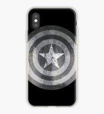 Graues Amerika iPhone-Hülle & Cover