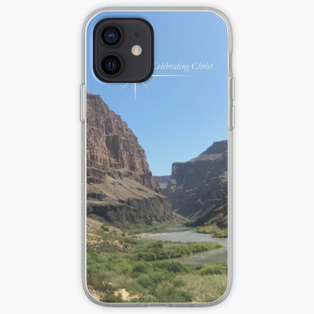 Grand Canyon Colorado River Scene - From ccnow.info iPhone Case & Cover