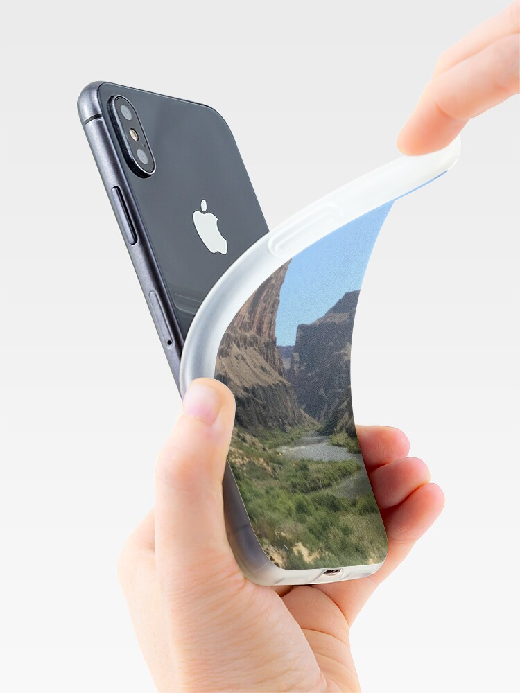 Alternate view of Grand Canyon Colorado River Scene - From ccnow.info iPhone Case & Cover