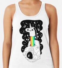 See You In Space! Racerback Tank Top