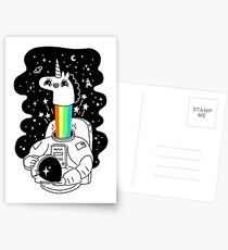 See You In Space! Postcards