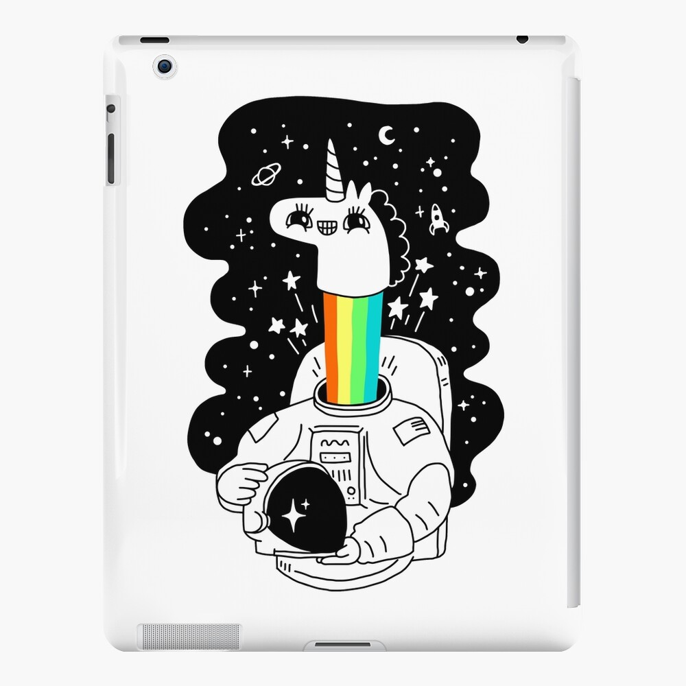 See You In Space! iPad Case & Skin
