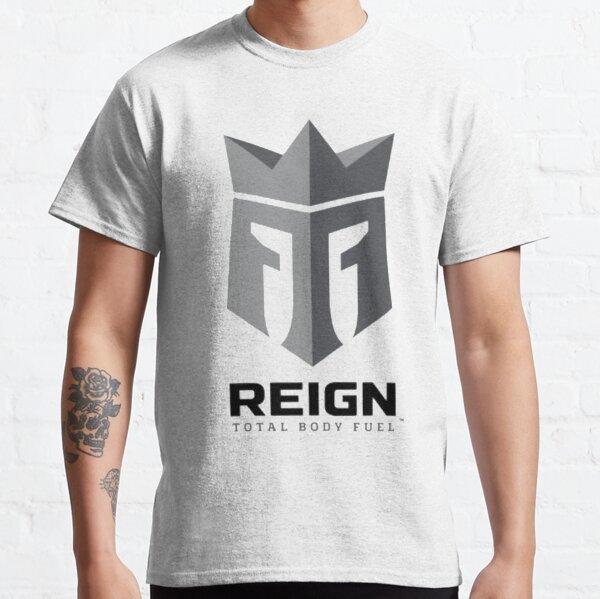 Reign Energy Drink Logo Classic T-Shirt