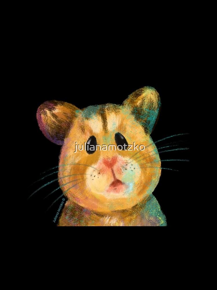 Hamster by julianamotzko