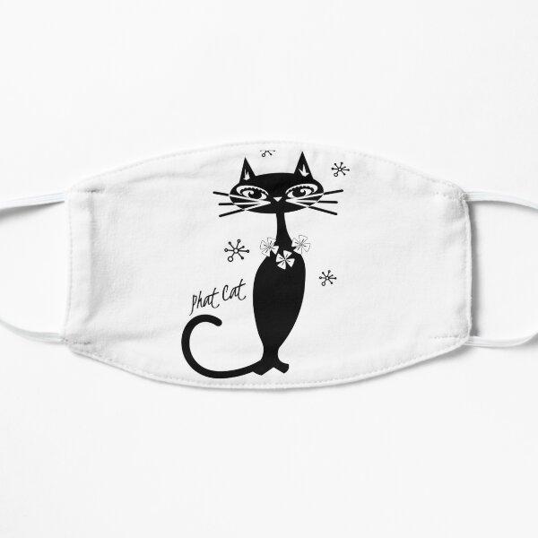 Phat Cat Flat Mask
