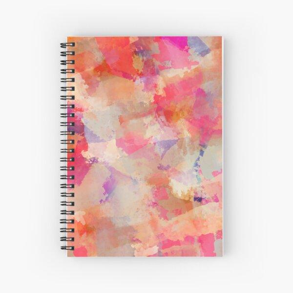 Rose 'n' lavender Spiral Notebook