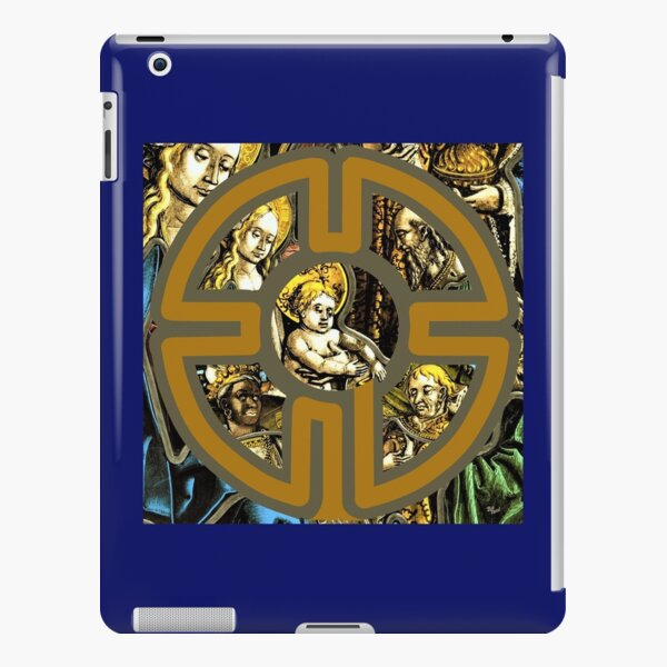 Celebrating the Christmas Story Known as the Epiphany (3 Kings Day) iPad Snap Case