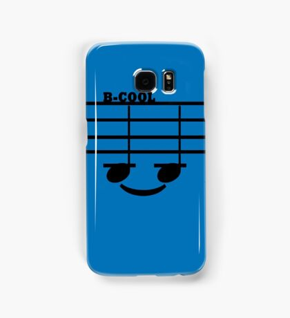 B-Cool (with text) Samsung Galaxy Case/Skin