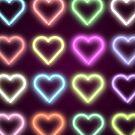 Neon Love by Morgan Ralston