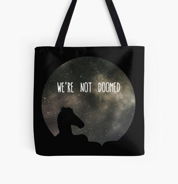 Bojack Horseman T-ShirtSee Sarah Lynn, we are not doomed  All Over Print Tote Bag