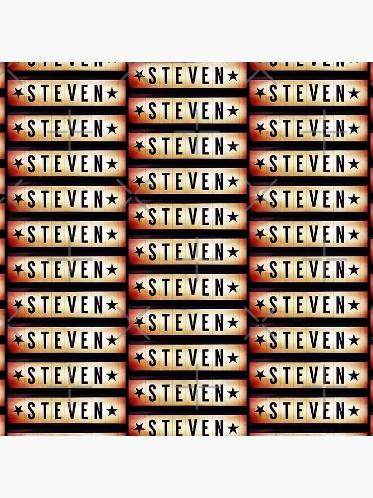 Steven, Steven mug, Steven mask, Steven sticker, Steven magnet  by PicsByMi
