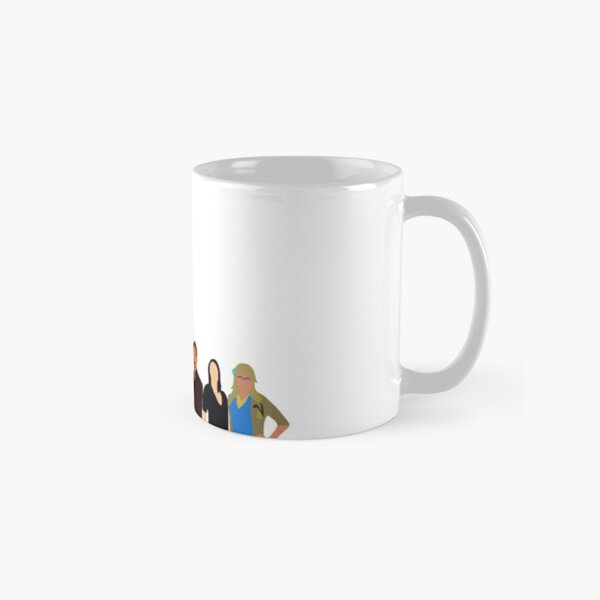 Criminal Minds: The Team Classic Mug