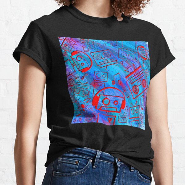 Boombots - Boombox Classic T-Shirt